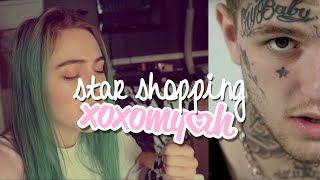 Lil Peep Tribute Cover | Myah.. Star Shopping