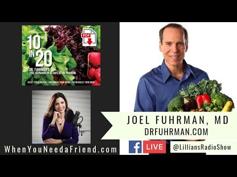 , title : 'Dr. Joel Fuhrman's Best Way To Detox Your Body  - 10 in 20 Detox'