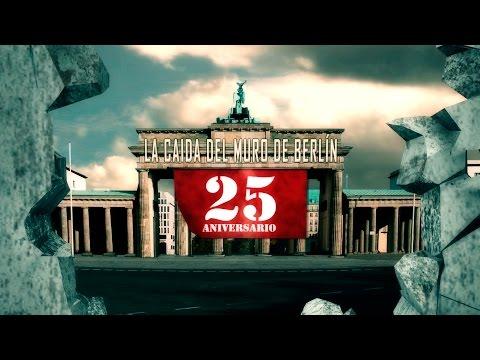 La caída del Muro de Berlín. 25 aniversario