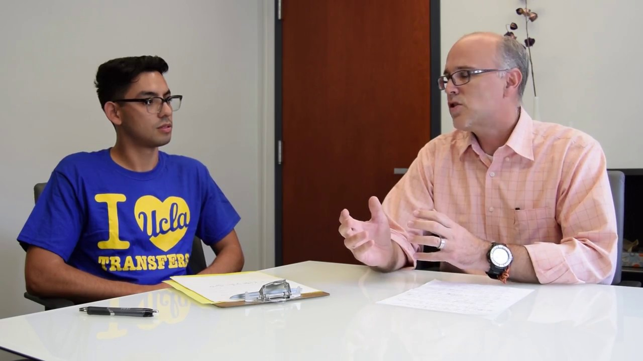 UCLA College Academic Counseling
