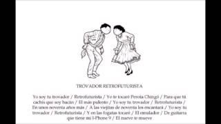 "Video thumbnail of ""Diego Lorenzini - Trovador Retrofuturista (feat Chufla)"""