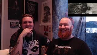 Gaahls WYRD   Carving The Voices   Reaction | Svartprat