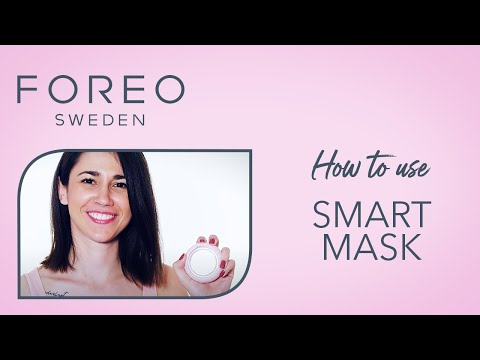 FOREO UFO: How to Use Our Smart Mask