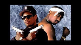 2Pac & EAZY-E- 2 Most Wanted Dead Or Alive ( DJ CHOP UP EXCLUSIVE)