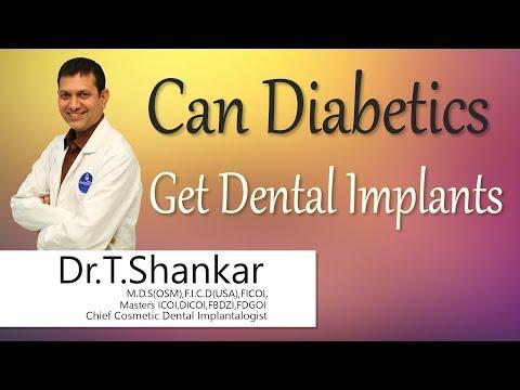 Hi9 | Can Diabetics Get Dental Implants | Dr.T.Shankar | Chief Cosmetic Dental Implantologist