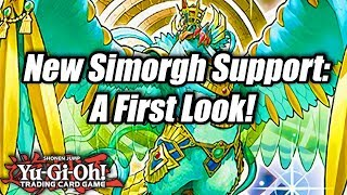 Yu-Gi-Oh! New Simorgh Support: A First Look!