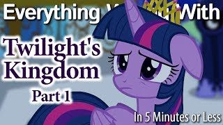(Parody) Everything Wrong With Twilight