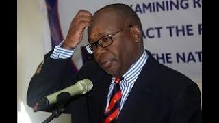 BREAKING NEWS: AG Githu Muigai: Anyone participating in People's Assemblies will be surcharged