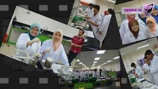 preview picture of video 'Montaj Majlis Restu Ilmu Fakulti Farmasi UiTM 2013'