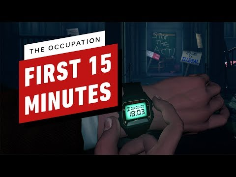 The First 15 Minutes of The Occupation