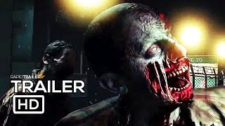 RESIDENT EVIL 2 REMAKE Official Trailer (2019) E3 2018 Zombie Game HD