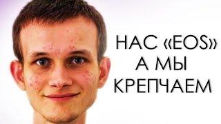 """КРИПТОВАЛЮТА EOS """"УБИЙЦА"""" ETHEREUM   ОБЗОР МОНЕТЫ"""