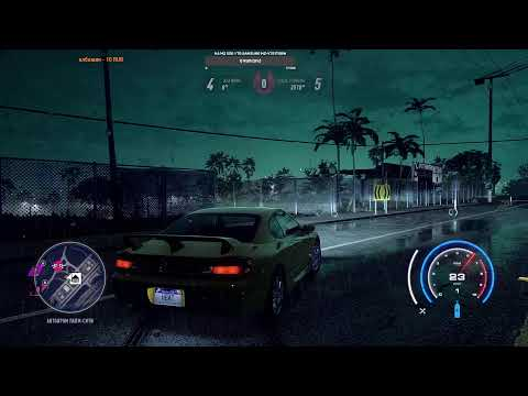 Need for Speed Heat - PART 2