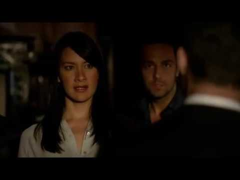 The Originals Season 2 Episode 1 - Elijah Entering Francesca House Without The Need Of An Invitaion