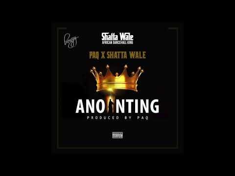 Paq x Shatta Wale - Anointing (Audio Slide)