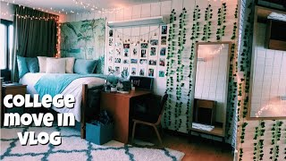 College Move In Day | Freshman Dorm | Missouri State University