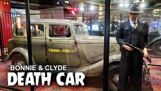Bonnie & Clyde REAL Death Car - Primm, Nevada
