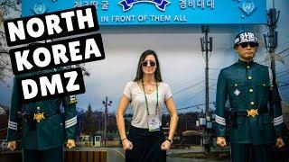 4 MINUTES IN NORTH KOREA   DMZ Full Experience