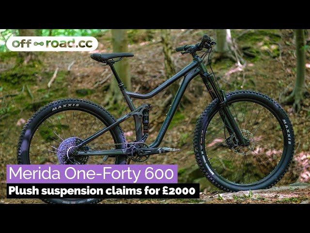 Видео Велосипед Merida One-Forty 600 silk anthracite/black