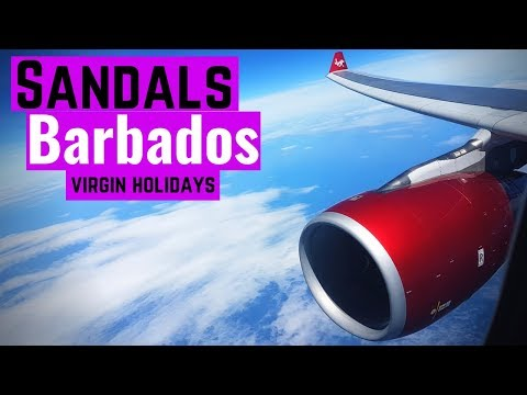Virgin Holidays Sandals Barbados 2017