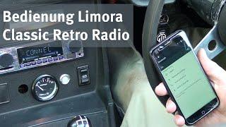 Classic Retro Radio: Bedienung und Funktionen