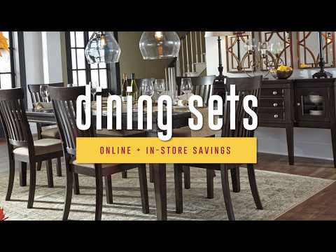 Dining Set Feature - 2019