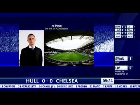 HULL v CHELSEA Wherever They May Be JOIN US NOW FOR ALL THE LATEST MATCH UPDATES