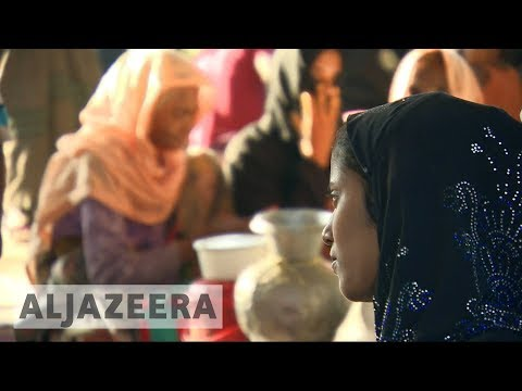 Rohingya women in Bangladesh sold as sex slaves