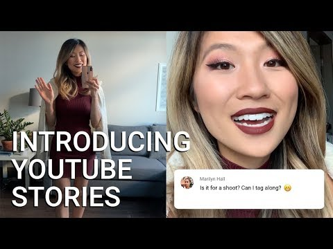 YouTube Stories   Fashion by Ally