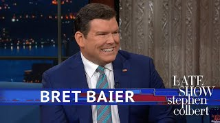 Bret Baier: 'Everybody's Okay! Wear Your Seatbelt!'