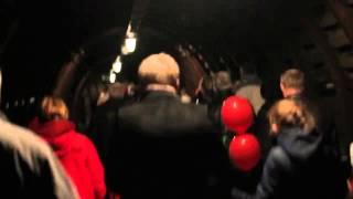 preview picture of video 'Stara Kopalnia(Fragment trasy podziemnej) Wałbrzych'