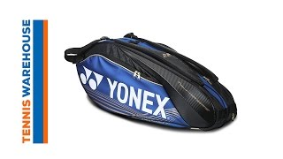 Yonex Pro 6-Pack Racket Bag video