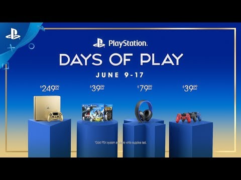PlayStation Commercial for PlayStation 4 (PS4) (2017) (Television Commercial)