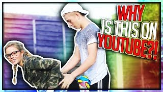 WHY IS THIS ON YOUTUBE??? (CRINGE)