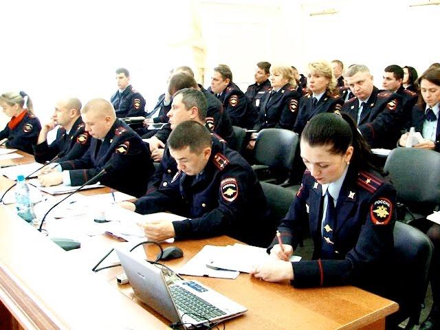 Ангарск на 8 месте по уровню преступности
