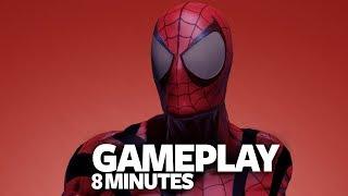 Spider Man 2017 Gameplay PS4 - Marvel