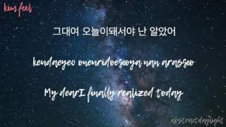 Kim Feel (김필) - Ghost In Your Mind (멀어진다) [Han/Rom/Eng lyrics] Punch OST Part 2