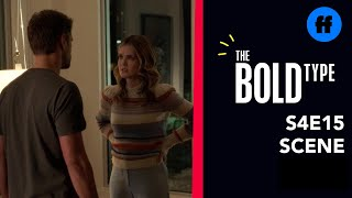 The Bold Type   Season 4 episode 15   Extrait 4 : This The End Of Suttard ? (VO)