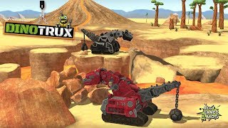 Dinotrux: Trux It Up!   Lead The Dinotrux To Success! By Fox And Sheep GmbH