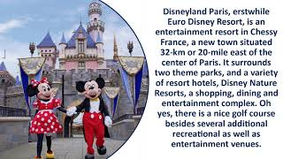 Paris Airport to Disneyland Taxi Transfer First-Class Yet Affordable