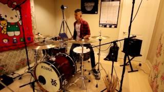 Major Lazer & DJ Snake - Lean On ft. MØ - Drum Cover/Remix by Kenneth Wong