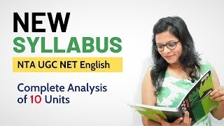 New Syllabus of NTA UGC NET English: Unexpected Changes (Don't Fall for this scam)