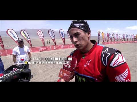 Monster Energy Honda Team Dakar 2019 Video Stage 6