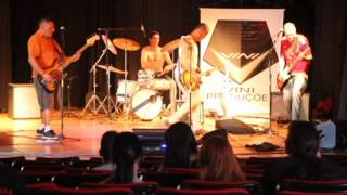Banda URP - Festival De Música De São José Dos Pinhais - Teatro Do Sesi - 2014