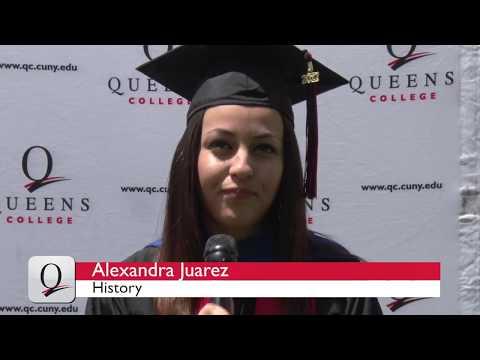 Building Futures: QC Graduates 2017, Part 1