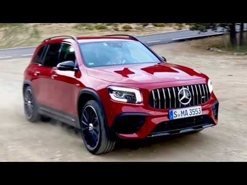 2020 Mercedes AMG GLB 35 | Review 4MATIC + Night Drive Sound Exhaust