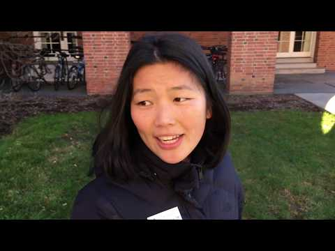 Gold Key Guide Campus Tour with Leigh Johnston '18