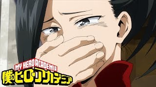Momo Yaoyorozu  - (My Hero Academia) - Final Exam: Momo's Plan   My Hero Academia