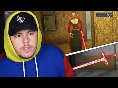 Evil Nun má VELKÝ MEČ!