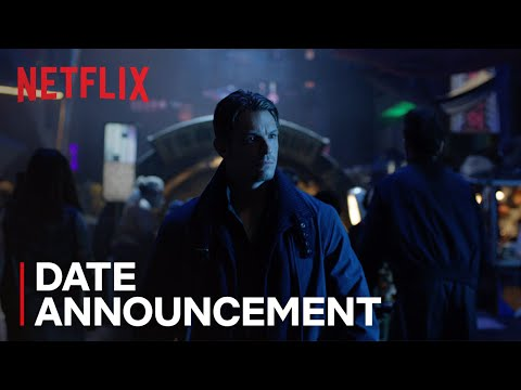 Altered Carbon Date Announcement Teaser